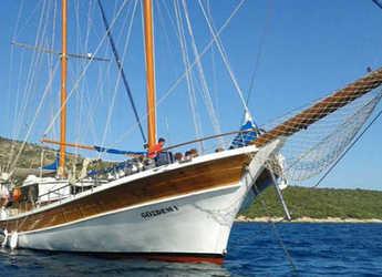 Rent a schooner in Ören / Bodrum - Gulet 85