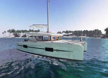 Rent a catamaran in Marina Porto Antico - Lagoon 42