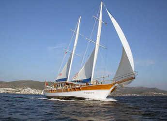 Rent a schooner in Ören / Bodrum - Gulet 78