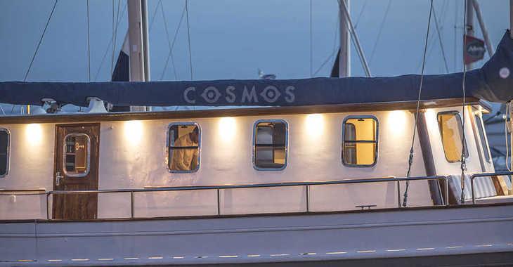 Chartern Sie schoner in Alimos Marina Kalamaki - Gulet 81.4