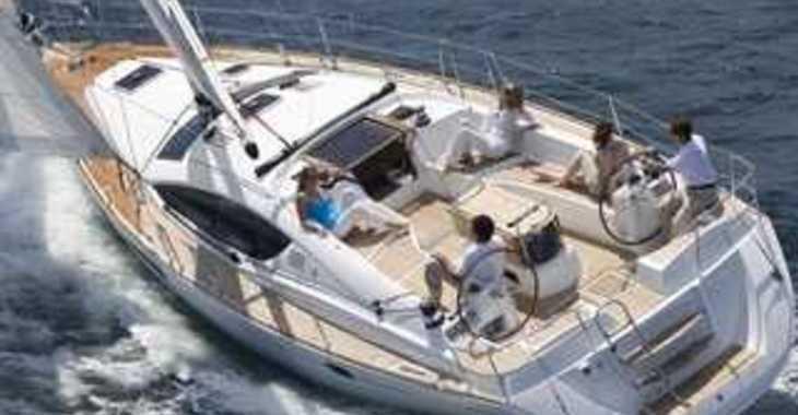 Rent a sailboat in Marina Palamos - Jeanneau 53
