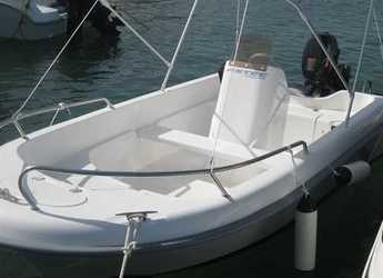 Rent a motorboat in Port d'Aiguadolç - Astec