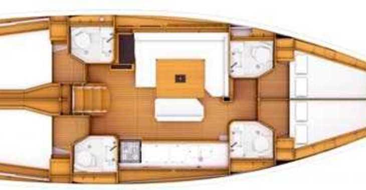 Rent a sailboat in Marina Port Pin Rolland - Sun Odyssey 469