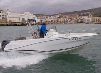 Chartern Sie motorboot in Port d'Aiguadolç - Cap Camarat