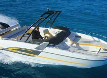 Rent a motorboat in Port d'Aiguadolç - SPORTDECK 6.6