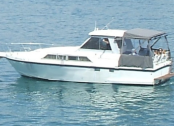 Rent a motorboat in Port d'Aiguadolç - GUY COUACH 920