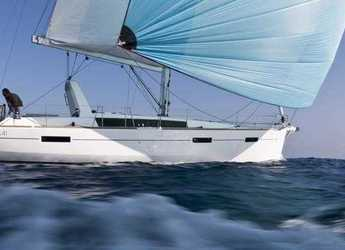 Rent a sailboat in Marina Port Pin Rolland - Oceanis 41