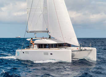 Rent a catamaran Lagoon 39 in Marina Port Pin Rolland, Port Pin Rolland