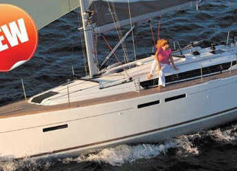 Rent a sailboat in Nanny Cay - Sun Odyssey 419