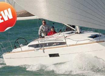 Rent a sailboat in Nanny Cay - Sun Odyssey 349