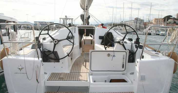 Rent a sailboat in Nanny Cay - Sun Odyssey 349