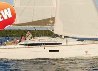 Chartern Sie segelboot in Nanny Cay - Sun Odyssey 349