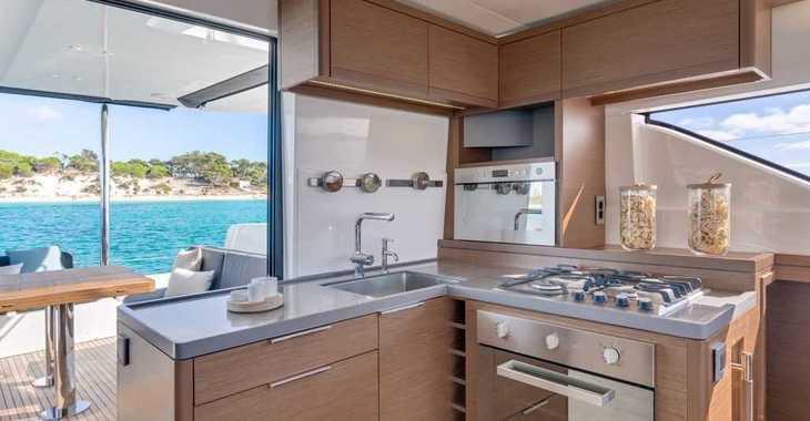 Rent a catamaran in Gran Canaria - Lagoon 50