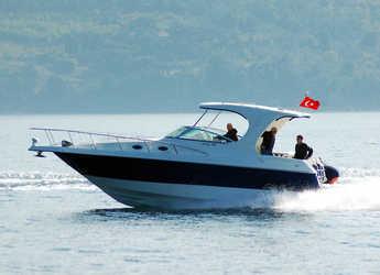 Rent a motorboat in Trogir (ACI marina) - San Boat 980 Cuddy