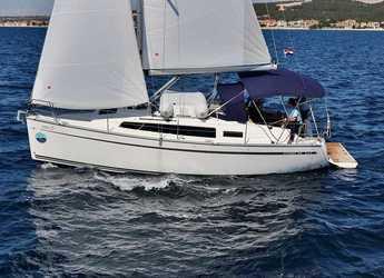 Rent a sailboat in Marina Sukosan (D-Marin Dalmacija) - BAVARIA C 34