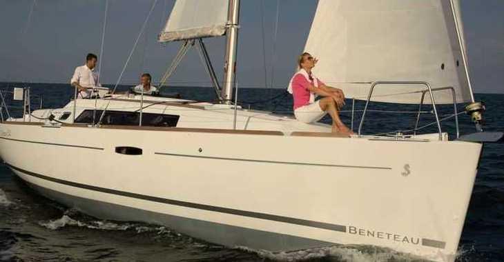 Alquilar velero en Sotogrande - Oceanis 34