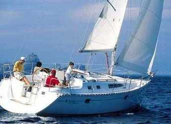 Rent a sailboat Oceanis 34 in Sotogrande, Cádiz