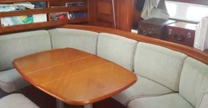 Alquilar velero en Sotogrande - Beneteau 411