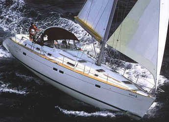Rent a sailboat in Sotogrande - Beneteau 411