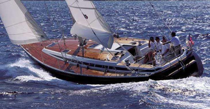 Alquilar velero en Sotogrande - Grand Soleil 46