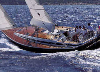 Rent a sailboat in Sotogrande - Grand Soleil 46
