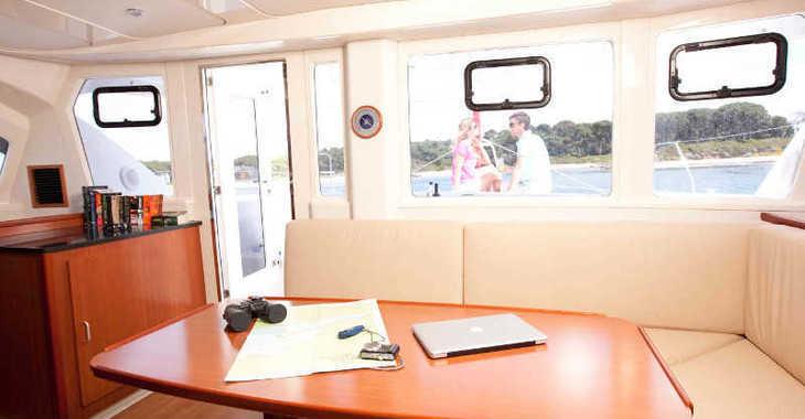 Rent a catamaran in Agana Marina - Sunsail 444 (Classic)