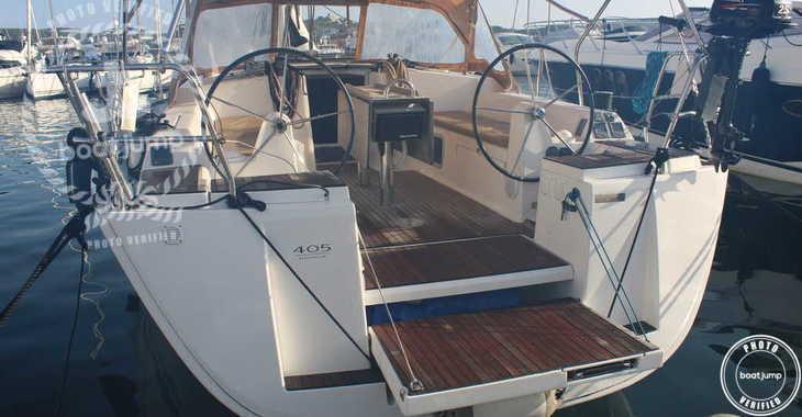 Rent a sailboat in Port Mahon - Dufour 405 Adventure