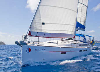 Rent a sailboat in Marina Fort Louis - Sunsail 51 (Classic)