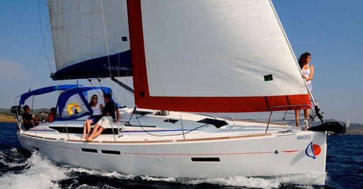 Rent a sailboat in Marina Fort Louis - Sunsail 41 (Premium)