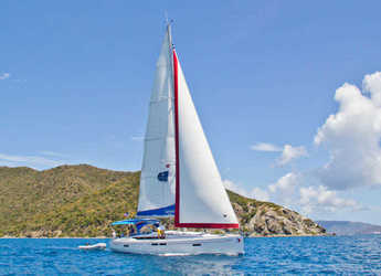Rent a sailboat in Rodney Bay Marina - Sunsail 47/3 (Classic)
