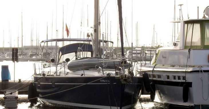 Alquilar velero en Club Náutico Ibiza - Beneteau 50