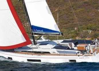 Rent a sailboat in Naviera Balear - Sunsail 38 (Premium)