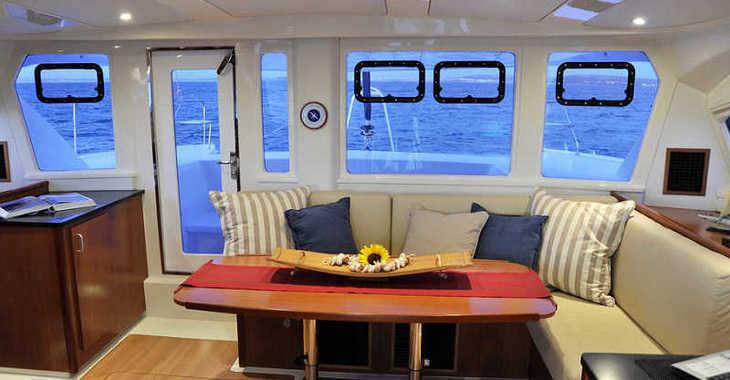 Rent a catamaran in Marina Gouvia - Sunsail 444 (Classic)
