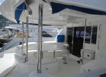 Alquilar catamarán Leopard 47 Power Catamaran en Nanny Cay, Tortola