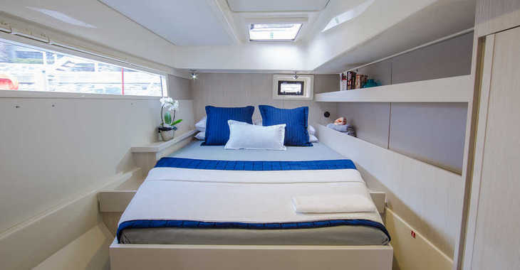 Rent a catamaran in Agana Marina - Moorings 4800