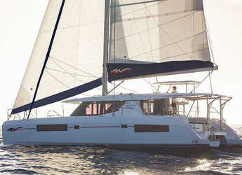 Rent a catamaran in Wickhams Cay II Marina - Moorings 4500 (Exclusive Plus)