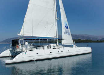 Rent a catamaran in Marina Solila - Tahiti 80