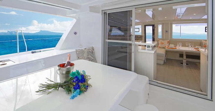 Rent a catamaran in Marina Gouvia - Moorings 4800