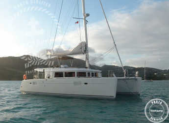 Alquilar catamarán en Naviera Balear - Lagoon 450