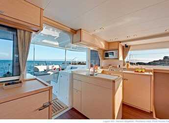 Rent a catamaran in Marina di Olbia - Lagoon 450