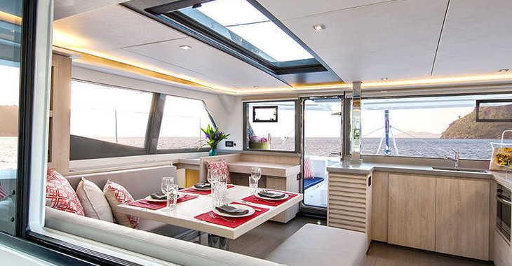 Rent a catamaran in Tradewinds - Moorings 4500 (Exclusive)
