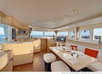 Rent a catamaran Lagoon 450 in Nuovo Porto Touristico, Olbia