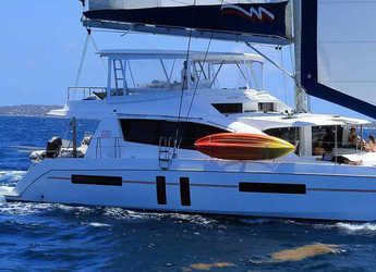 Rent a catamaran in Eden Island Marina - Moorings 5800 (Crewed)