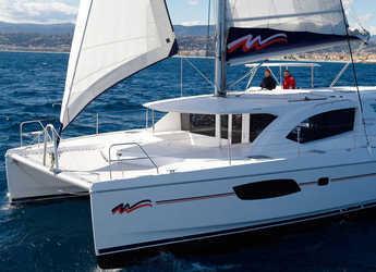 Rent a catamaran in Agana Marina - Moorings 4400 (Classic)
