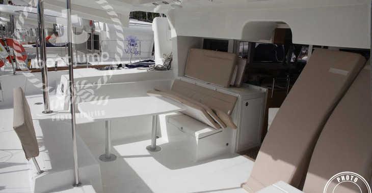 Alquilar catamarán Lagoon 450 en Naviera Balear, Palma de mallorca