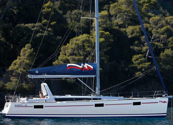 Rent a sailboat in Port Louis Marina - Moorings 48.4