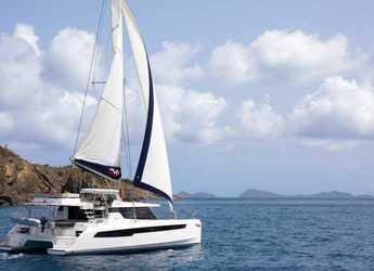 Rent a catamaran in Rodney Bay Marina - Moorings 5000 (Exclusive)