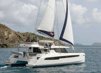 Rent a catamaran in Wickhams Cay II Marina - Moorings 5000 (Exclusive Plus)