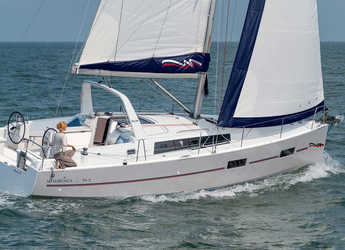 Rent a sailboat in Wickhams Cay II Marina - Moorings 382 (Club)