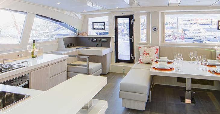 Rent a catamaran in Wickhams Cay II Marina - Moorings 4800 (Club)